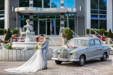 Oldtimer- Mercedes E190