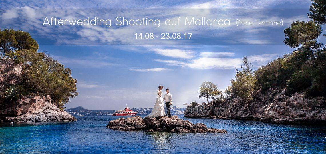 Afterwedding auf Mallorca